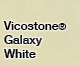 Vicostone Galaxy White