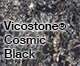 Vicostone Cosmic Black