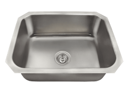 S8301US Single Bowl Stainless Steel Kitchen Sink